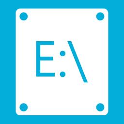 Drives E Metro icon