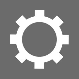 Folders OS Configure Metro icon