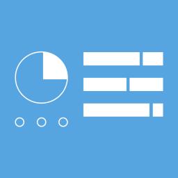 Folders OS Control Panel Metro icon
