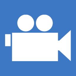 Folders OS My Video apps Metro icon