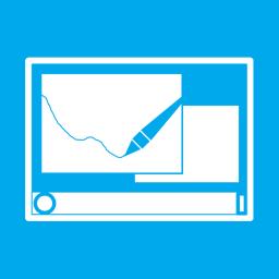 Folders OS Personalize Metro icon