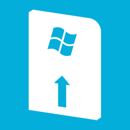 Folders OS Windows Update Metro icon