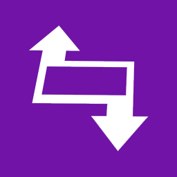 Office Apps InfoPath Metro icon