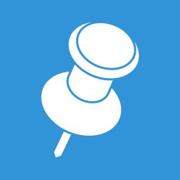 Other Pin Metro icon