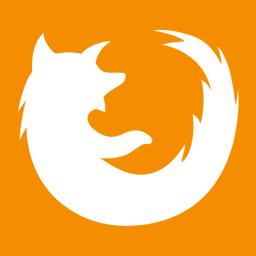 Web Browsers Firefox Metro icon