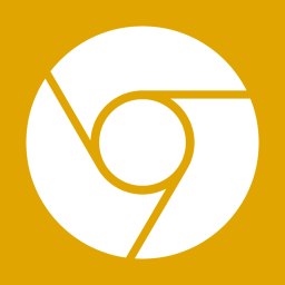 Web Browsers Google Canary Metro icon