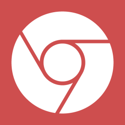 Web Browsers Google Chrome Metro icon