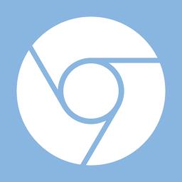 Web Browsers Google Chromium Metro icon