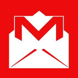 Web Gmail alt Metro icon