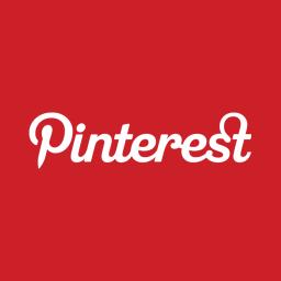 Web Pinterest Metro icon
