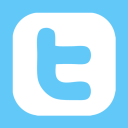 Web Twitter alt 3 Metro icon