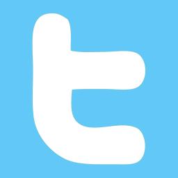 Web Twitter alt 4 Metro icon