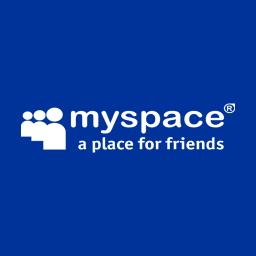 Web myspace Metro icon