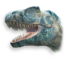 Theropod Dinosaur icon