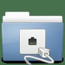 Folder remote icon