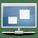 Window remote desktop icon