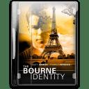 The Bourne Identity v2 icon