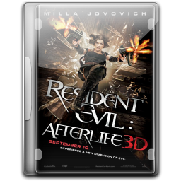 Resident Evil Afterlife v2 icon