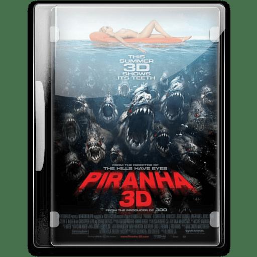 Piranha 3D icon