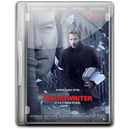 The-Ghost-Writer icon