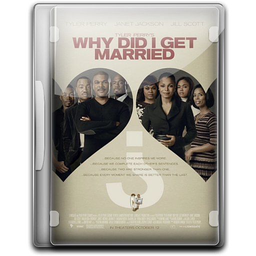Why-Did-I-Get-Married icon
