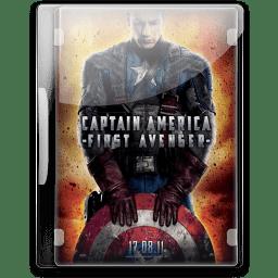 Captain America The First Avenger v12 icon