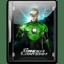 Green Lantern v2 icon
