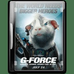 G Force V5 Icon English Movie Iconset Danzakuduro