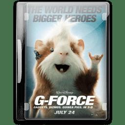 G Force V9 Icon English Movie Iconset Danzakuduro