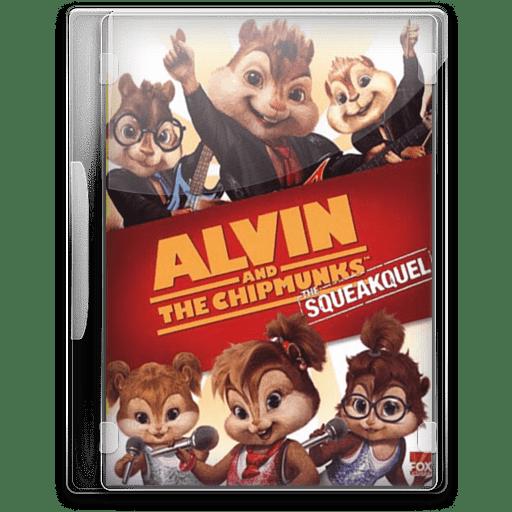 Alvin And The Chipmunks 2 Icon English Movie Iconset Danzakuduro