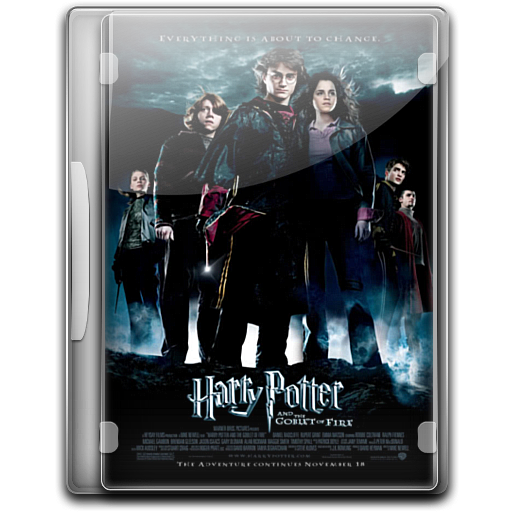 Harry-Potter-And-The-Goblet-Of-Fire icon