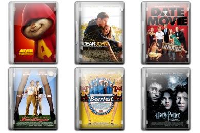 English Movie Icons