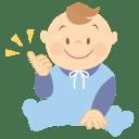 Baby idea icon