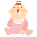Baby-vomit icon