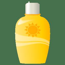 Sun protection icon