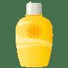 Sun-protection icon