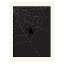 Stamp-spider icon
