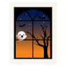 Stamp-spooky-window icon