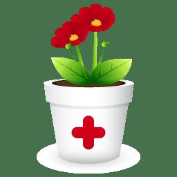 Plant Icon Medical Iconset Dapino