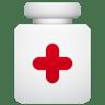 Pills-pot icon