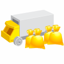 Money Transportation icon