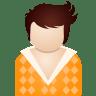 Orange-boy icon