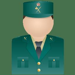 Guardia Civil Uniform icon