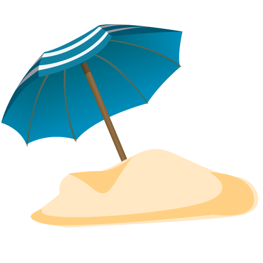 Parasol Sand icon