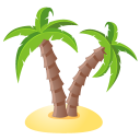 Palm tree icon