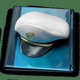 Captain Folder icon