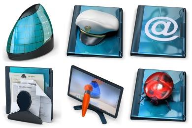 Genesis 3G Icons