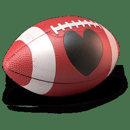 Love Football icon