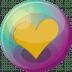 Heart-orange-3 icon