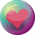 Heart-pink-3 icon